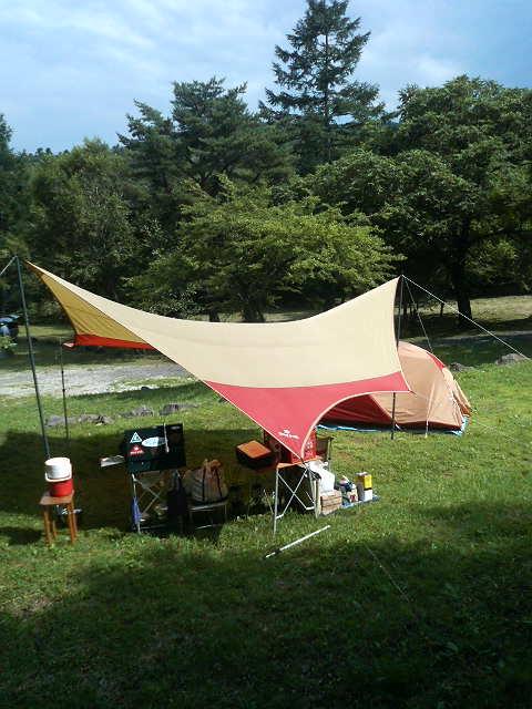 夏キャンプ!!