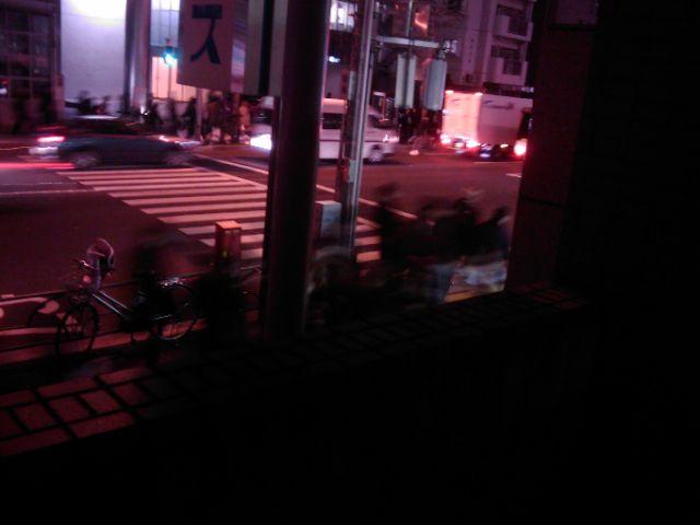 地震、その後