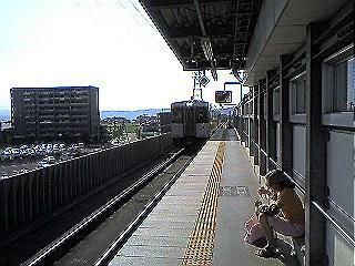 高原列車?