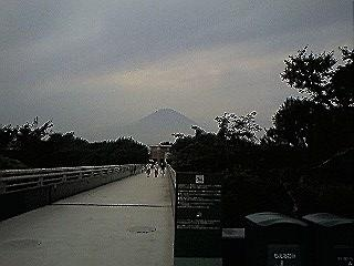 富士山でお買い物?