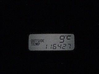 寒いっすねぇ〜